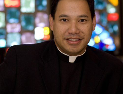 Greetings from Fr. Martinez