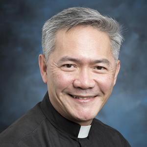 Fr. Christopher Nguyen, SJ
